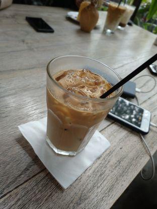 Foto 3 - Makanan(Hazelnut latte) di Amyrea Art & Kitchen oleh Gabriel Yudha   IG:gabrielyudha