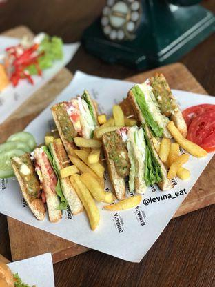 Foto 10 - Makanan(Bombay Sandwich) di Bambaiya oleh Levina JV (IG : levina_eat )
