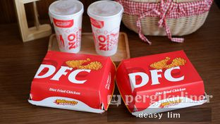 Foto 1 - Makanan di YellowFit Express oleh Deasy Lim