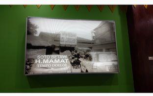 Foto 5 - Interior di Soto Betawi H. Mamat oleh Lid wen