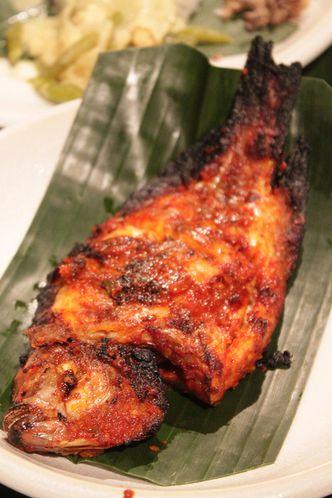 Foto Makanan di Saraso