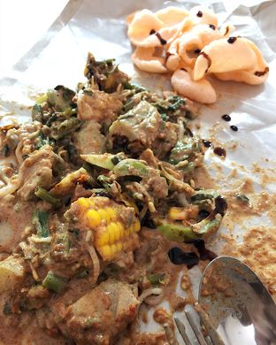 Foto 1 - Makanan(Gado - Gado Lontong) di Gado - Gado Ngetop oleh Claudia @claudisfoodjournal