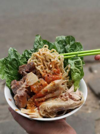 Foto Makanan di Bakmi Ayam Kampung Alek
