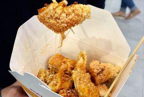 Foto Pop Chop Chicken