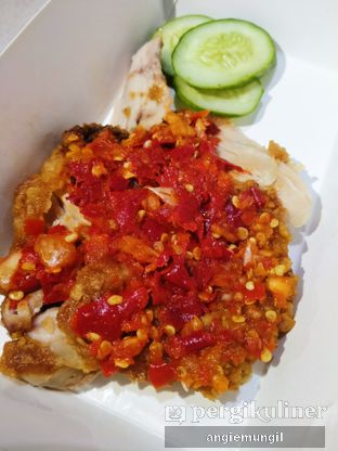 Foto 2 - Makanan di Ayam Geprek Master oleh Angie  Katarina