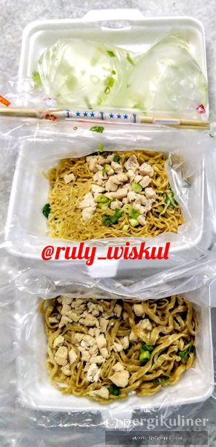 Foto review Bakmi Ayam Kusut oleh Ruly Wiskul 4