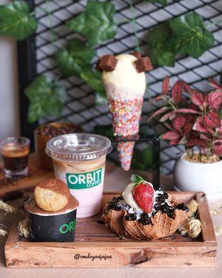 Foto 2 - Makanan di Orbit Gelato oleh om doyanjajan