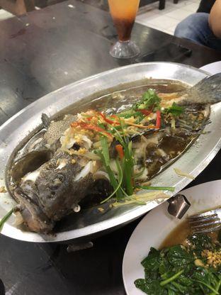 Foto 1 - Makanan di Seafood Station oleh Nanakoot