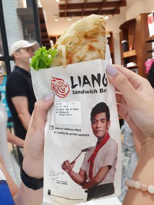 Foto 2 - Makanan di Liang Sandwich Bar oleh Makan2 TV Food & Travel