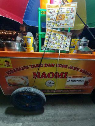 Foto review Kembang Tahu & Susu Jahe Merah Naomi oleh Mouthgasm.jkt  5