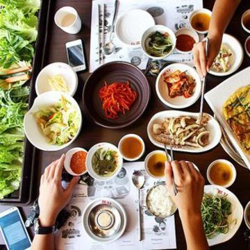 Sebelum Makan Di Restoran Korea Ketahui Dulu Etika Makan Dari