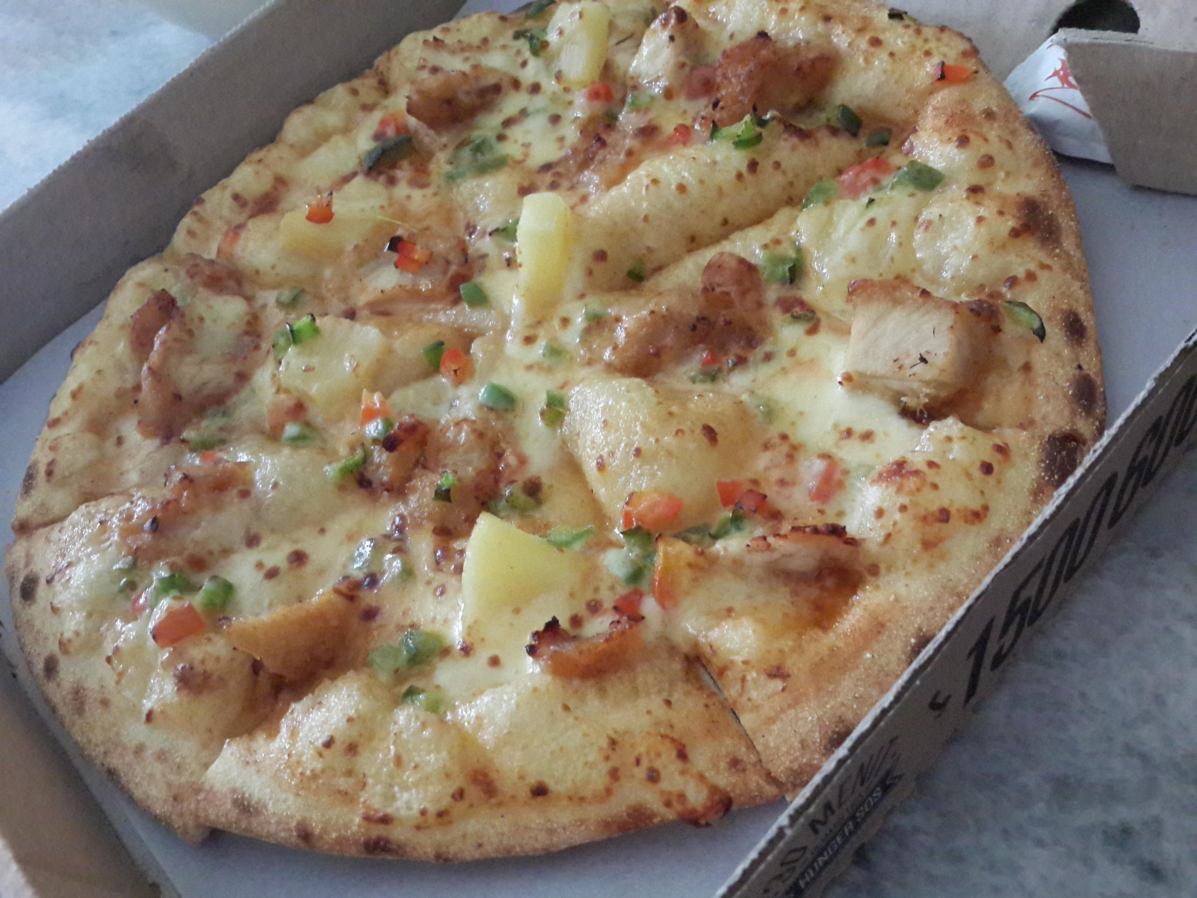 Galeri Gambar Pizza Sketsa Terbaru