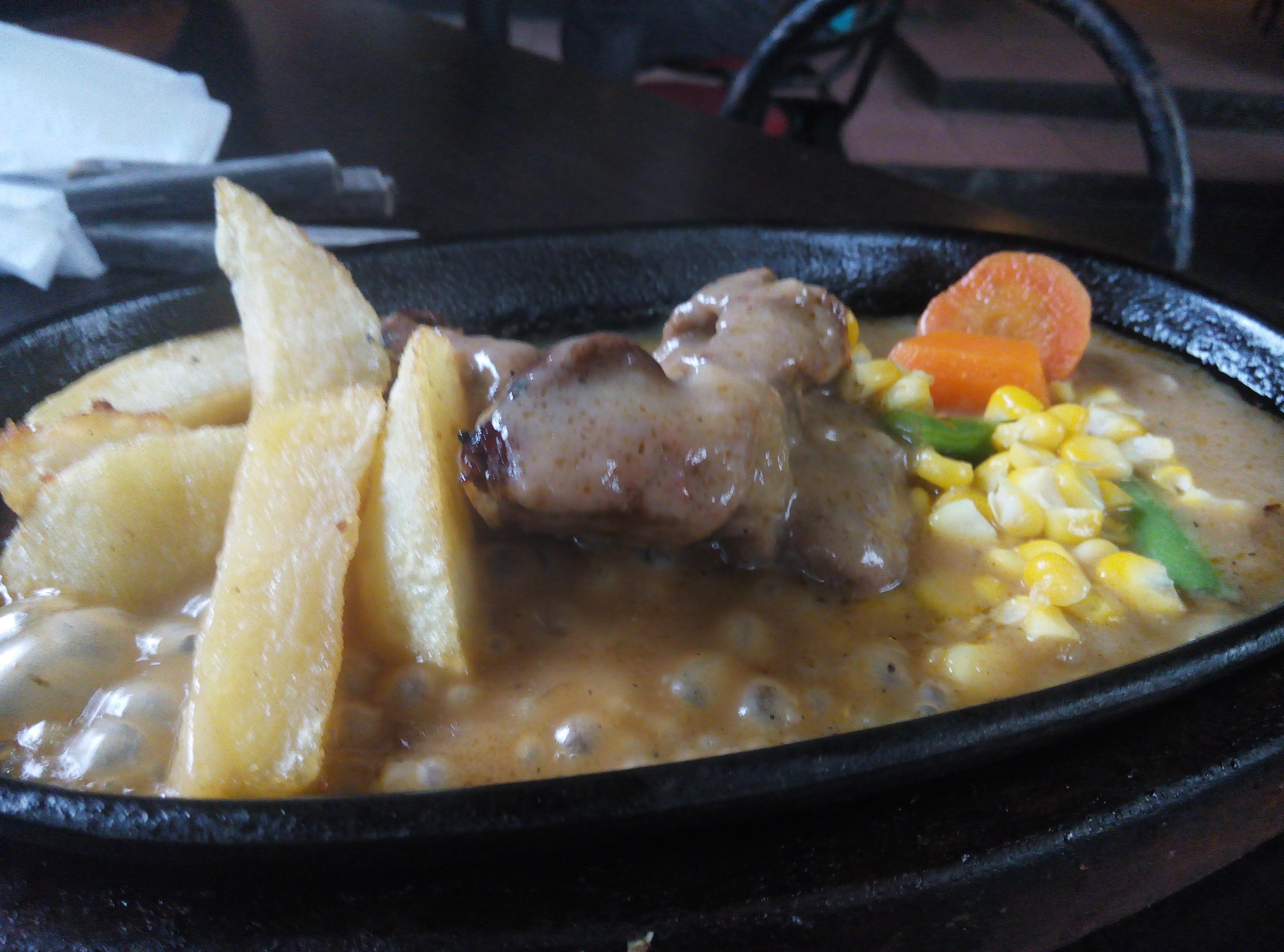 Double Steak Burangrang Bandung Info Alamat Peta No Telepon