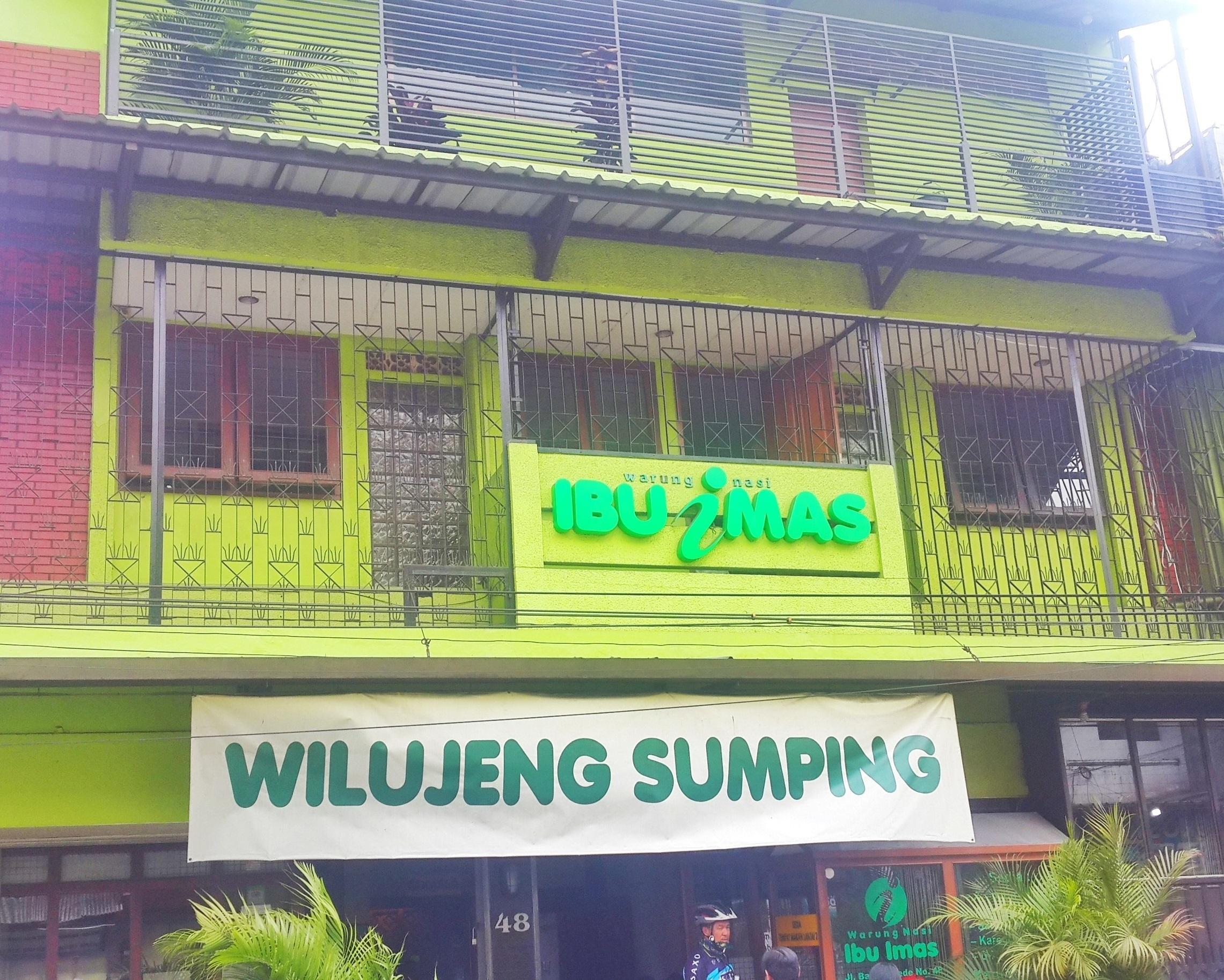 Warung Nasi Ibu Imas, Balonggede, Bandung - Lengkap: Menu terbaru, jam buka  & no telepon, alamat dengan peta