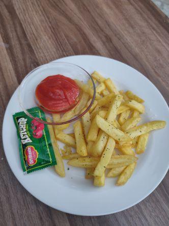 Foto Makanan di Happy Space