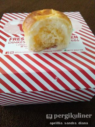 Foto 3 - Makanan(Keju) di Roti Unyil Venus oleh Diana Sandra