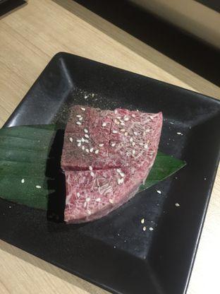 Foto 1 - Makanan(Saikoro) di WAKI Japanese BBQ Dining oleh San Der