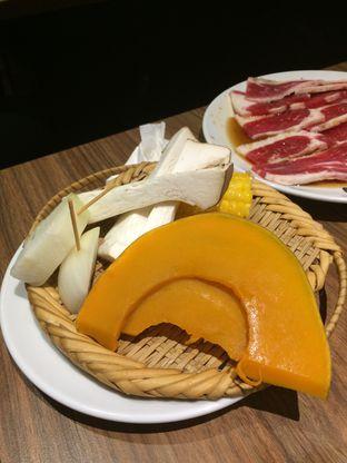 Foto 5 - Makanan(assorted vegetables) di Gyu Kaku oleh Elvira Sutanto
