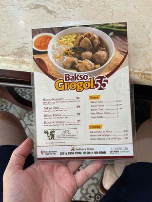 Foto review Bakso Grogol 55 oleh Oswin Liandow 3