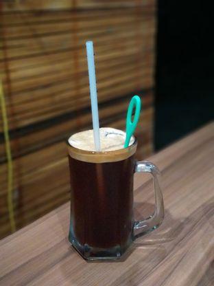 Foto 2 - Makanan(Ice Long Black) di Kandank Coffee & Pasta oleh Eunice