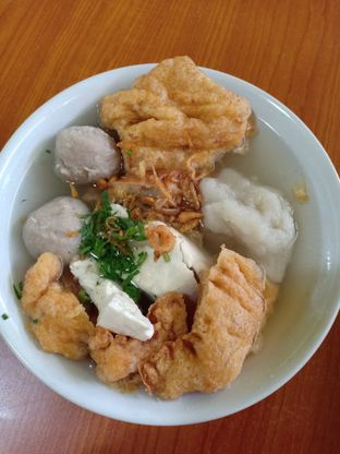 Foto 3 - Makanan di Baso Cuankie Serayu oleh Dwi Izaldi