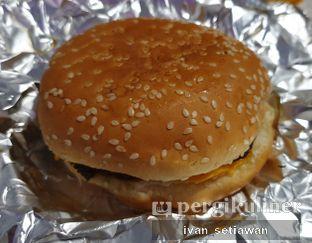 Foto review FIX Burger oleh Ivan Setiawan 2