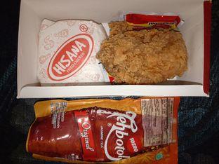 Foto 1 - Makanan di Hisana Fried Chicken oleh Nena Zakiah
