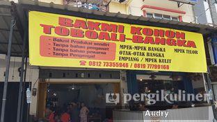 Foto review Bakmi Kohon Toboali oleh Audry Arifin @thehungrydentist 1