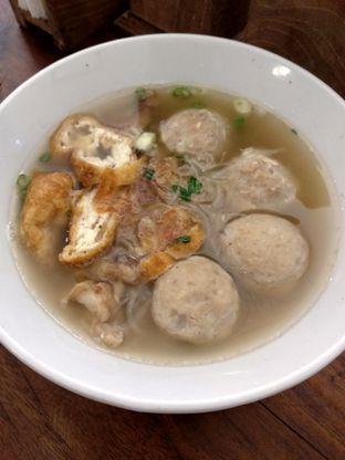 Foto 2 - Makanan di Bakso So'un & Mie Ayam TTD.47 oleh Ika Nurhayati