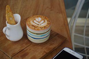 Foto 1 - Makanan(Hot Gingerbread Latte) di Kinokimi oleh Fadhlur Rohman