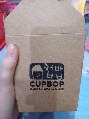 Foto 1 - Makanan di Cupbop oleh Marshella | IG : celsherin & marshella_w