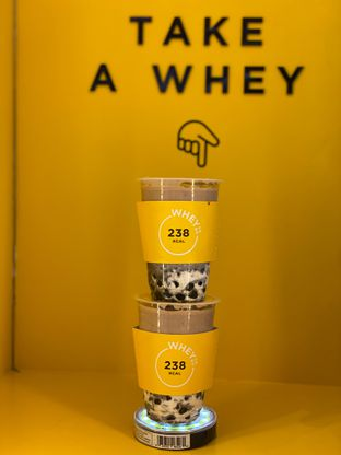 Foto review Whey To Go oleh heiyika  2