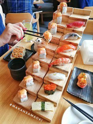 Foto 1 - Makanan di Sushi Hiro oleh @makansamaoki