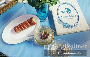 Foto 3 - Makanan di Lady Alice Tea Room oleh Jakartarandomeats