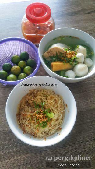 Foto 1 - Makanan di Bakso Ikan Telur Asin Ahan oleh Marisa @marisa_stephanie
