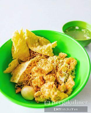 Foto - Makanan(Mie Ayam Crispy) di Nasi Gurih Aceng oleh Endjie Herawati @eh.matchayen