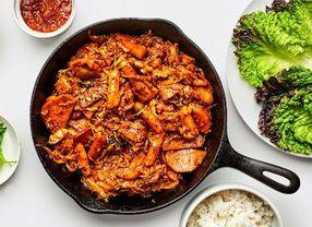 Kenalan Dengan Dakgalbi, Masakan Korea Setelah Masa Peperangan
