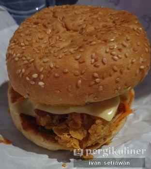 Foto review Burger Bros oleh Ivan Setiawan 1