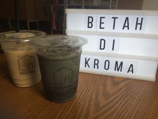 Foto 1 - Makanan di KROMA oleh Fitria Laela