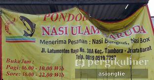Foto 6 - Eksterior di Nasi Ulam Garuda Ibu Juju oleh Asiong Lie @makanajadah