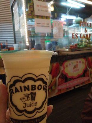 Foto review Rainbow Juice oleh zelda  1