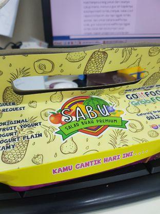 Foto review SABU (Salad Buah Premium) oleh Yuli || IG: @franzeskayuli 3