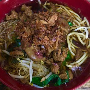 Foto 1 - Makanan di Mie Kangkung Berkat oleh Levina JV (IG : levina_eat )