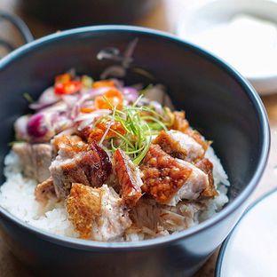 Foto 2 - Makanan di The Fctry Bistro & Bar oleh @Sibungbung