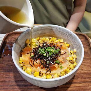 Foto 1 - Makanan(Smoked Salmon Ochazuke) di Joe & Dough oleh foodstory_byme (IG: foodstory_byme)