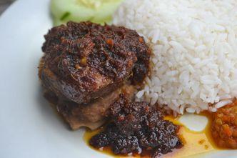 Foto Makanan di Nasi Bebek Madura Mbak Ru'ah