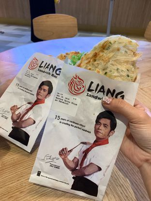 Foto review Liang Sandwich Bar oleh Deasy Lim 5