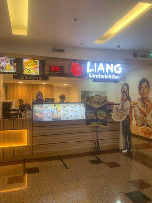 Foto review Liang Sandwich Bar oleh inri cross 3