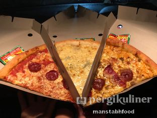 Foto review Sliced Pizzeria oleh Sifikrih | Manstabhfood 1