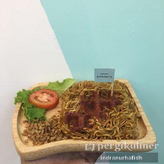 Foto Makanan di Alphabeth